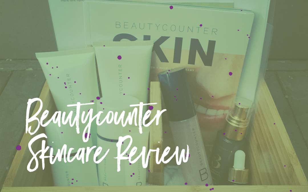 Beautycounter Skincare review