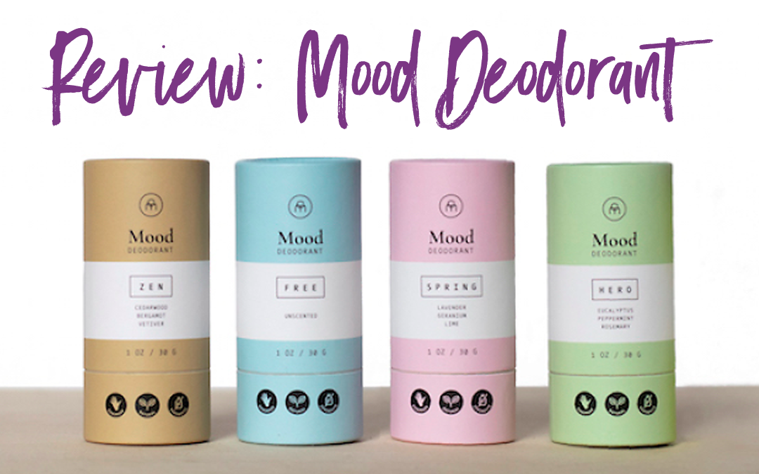 Review of Coconut Matter's Mood Deodorant