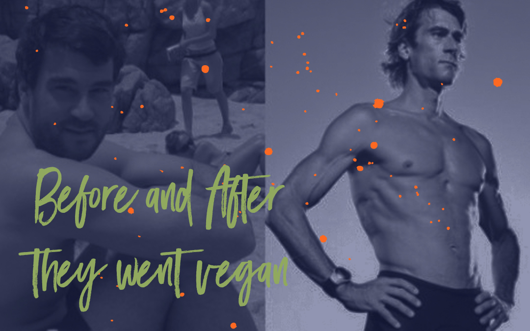 Six vegan transformation stories