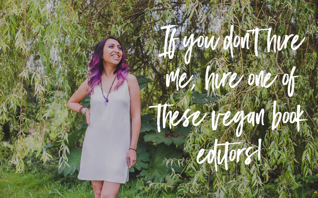 Vegan Book Editors